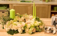 How to create a Heart Shaped Unity Candle Centerpiece!