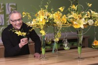 How to Make a Triple Vase Armature Reception Centerpiece!