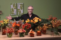 How to create a Tablescape or Fresh Flower Display in several vases!