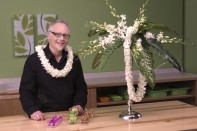 How to Make an Elevated Event Centerpiece with Orchid Garlands!