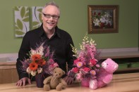 How to Create a Baby Flower Arrangement