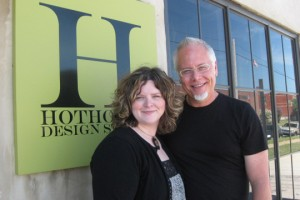 A Visit to Hot House Design Studio and Mandy Majerik in Birmingham Alabama