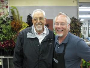 photo of J and Roy Brodokin owner of Brannan Street
