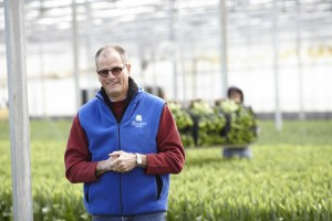 Lane DeVries CA Flower Farmer from The Sun Valley Group Soil Grown Tulips