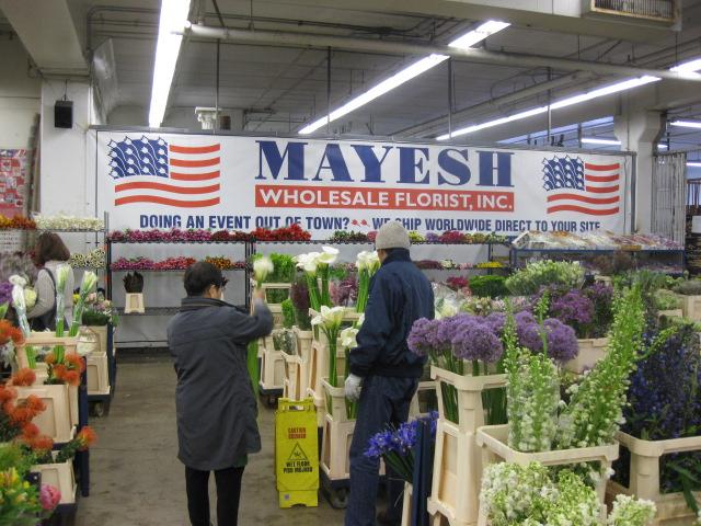 Mayesh Wholesale Location in Los Angeles