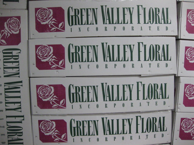 Green Valley Floral Cut Flower Boxes