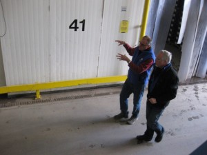 J gets a personal tour of the Sun Valley Group from Lane DeVries