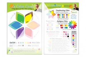 J's Color Card