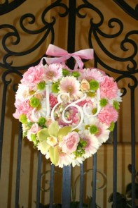Suzanne Smith's Have a Heart! More Monogram Fun project for uBloom