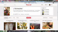 Follow J on Pinterest!