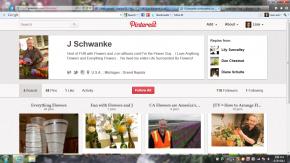 J's on Pinterest!
