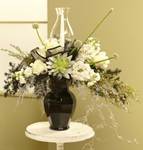 C-Glass Tuxedo Collection Project this week on FUN with FLOWERS and J