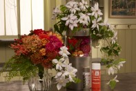 COLOR Lesson- How to use color blocking in Flower arrangements