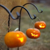 Pumpkin Lanterns from J's Pinterest Board