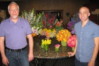 Day with J Winner Steve Santos of S&S Designs in Boise Idaho