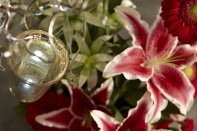 How to create a Special Event Centerpiece with Mercury Glass