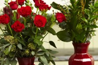 How to make a FAST and EASY Dozen Roses with the 7-4-1 Technique