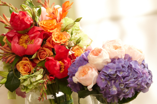 Indoor Flowers mean Happier, Healthier Lives!