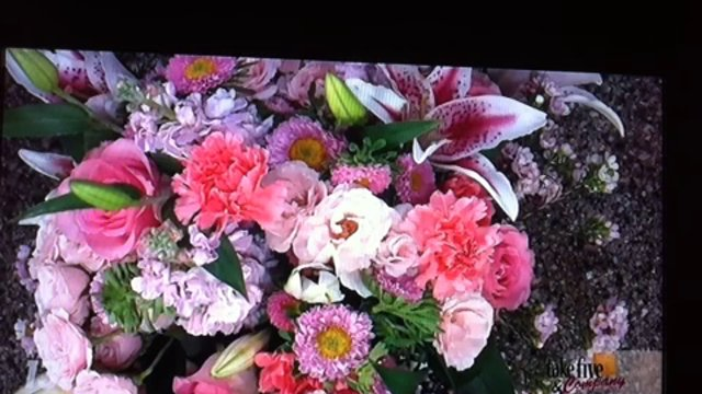 Take 5 with J - Women's Day Flowers