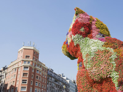 Puppy Power- Giant Topiary