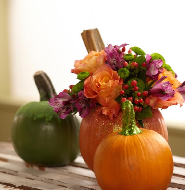 DIY Pumpkin Decor