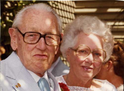 My Grandpa Carnation Joe Green would have celebrated his 116 birthday today!