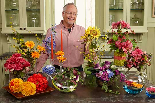 Tips for Arranging Permanent Flowers