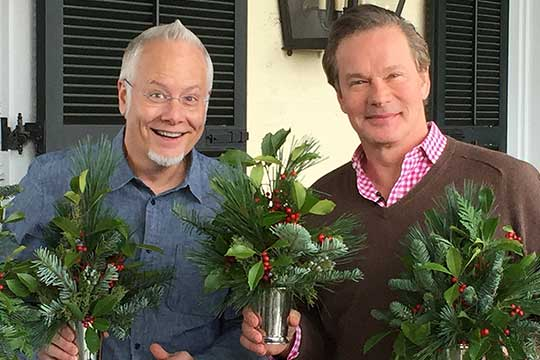 Merry Mini Christmas Trees - With P. Allen Smith!
