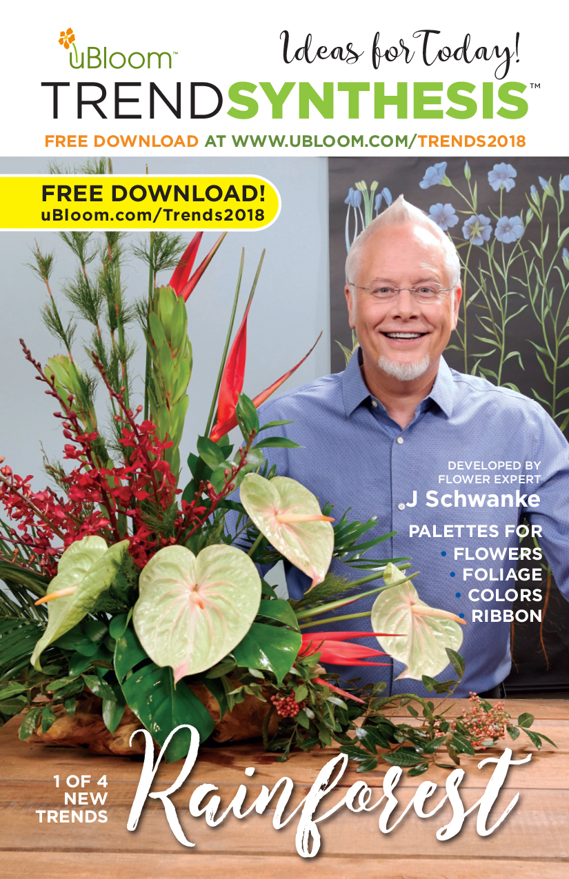 Free Flower Trends from uBloom