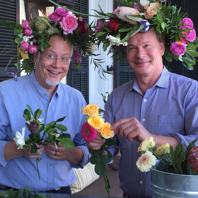 Flower Crowns with J & Allen
