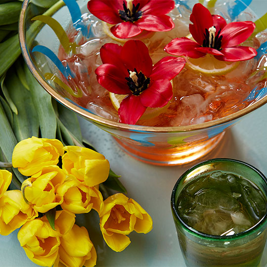 This authentic Dutch Punch recipe is offered on the Tulip Episode of J Schwanke's Life in Bloom!