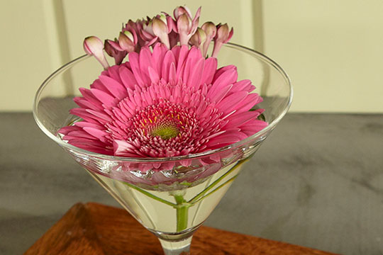 "Flower Lesson_Flower ""Cocktails"""