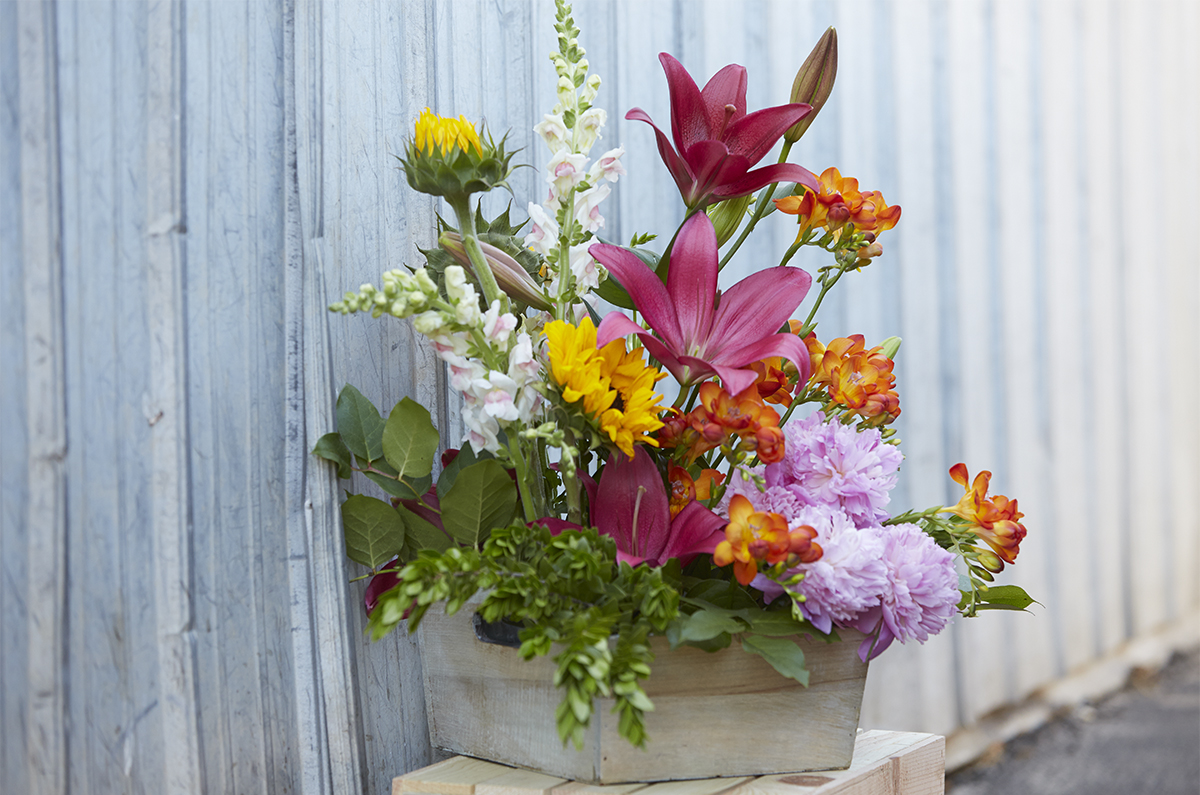 Flower Power- it's a Natural- and the Health and Wellness Benefits abound!