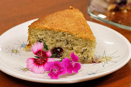 Dianthus Dessert Cake