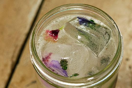 Flower Cocktail Hour: Garden Gimlet