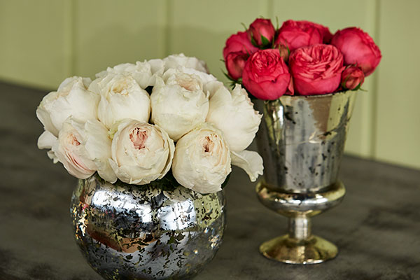 "It's simple to arrange garden roses- once you know the secrets that J shares in this episode of ""Life in Bloom"""
