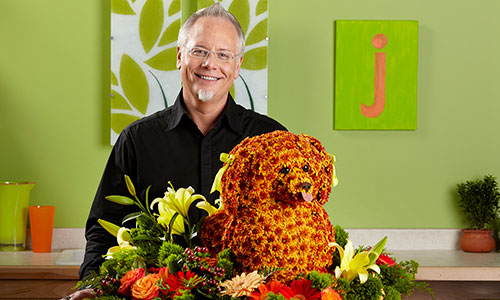 JTV was my first series on uBloom- and it was a fun and sometimes funny look at Professional Floral Tips, Tricks and Techniques
