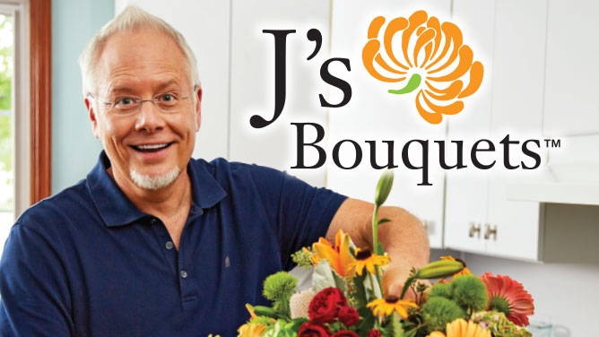 J's Bouquets are coming soon to At Home with Flowers- Stay Tuned!
