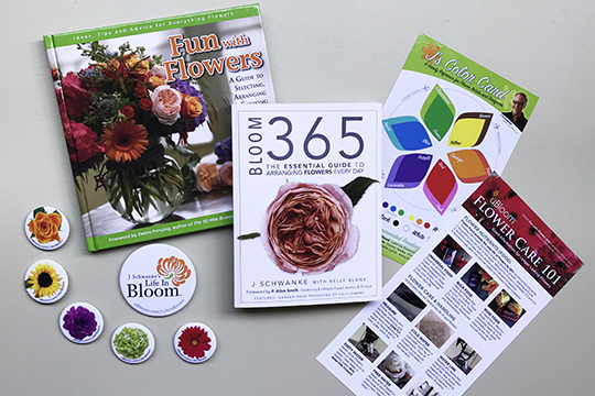 uBloom Book & Card Combo