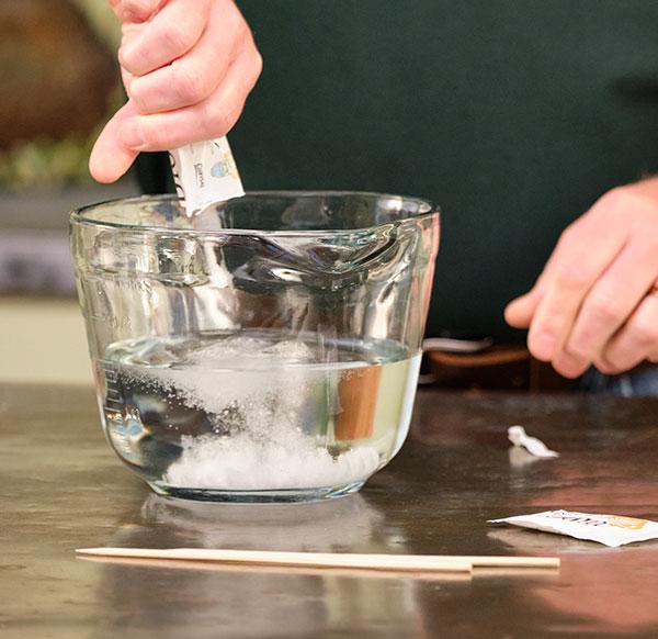 I Share my tips and secrets for preparing water for LONGER LASTING Flowers!