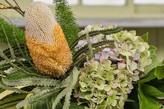 Flower Lesson_Horizontal Arrangement